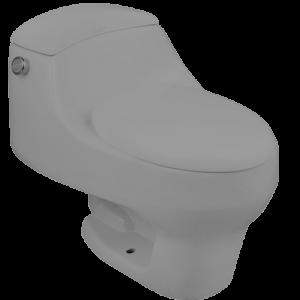 توالت فرنگی اریس چینی کرد