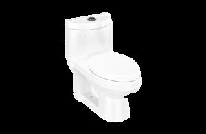 توالت فرنگی دافنه چینی کرد2