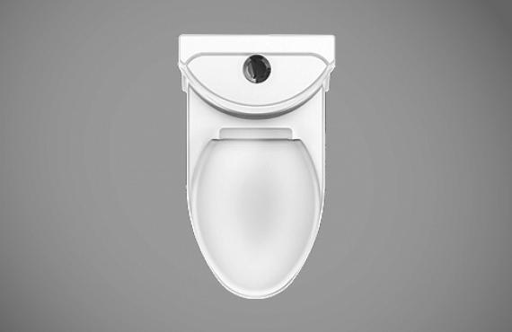 توالت فرنگی دافنه چینی کرد