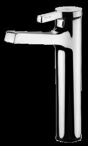 شیر دستشویی پایه بلند آوا KWC