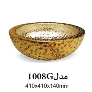 سنگ روشویی طلایی 1008G