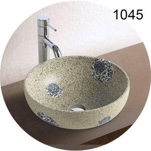 سنگ روشویی فانتزی 1045