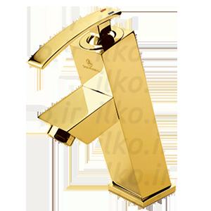 قهرمان صدف طلایی روشویی